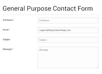 registrationmagic templates for wordpress forms registrationmagic